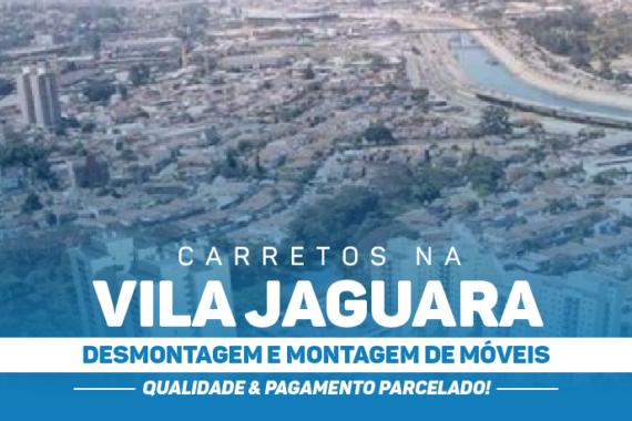 Carreto na Vila Jaguara