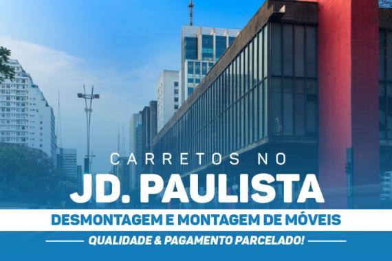 Empresa de mudança Jardim Paulista
