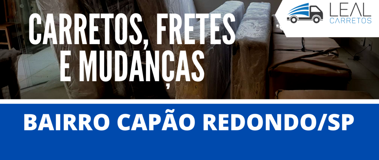 Carreto Capáo Redondo