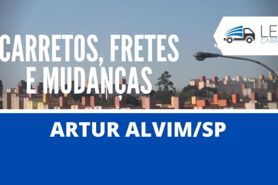Carreto Artur Alvim