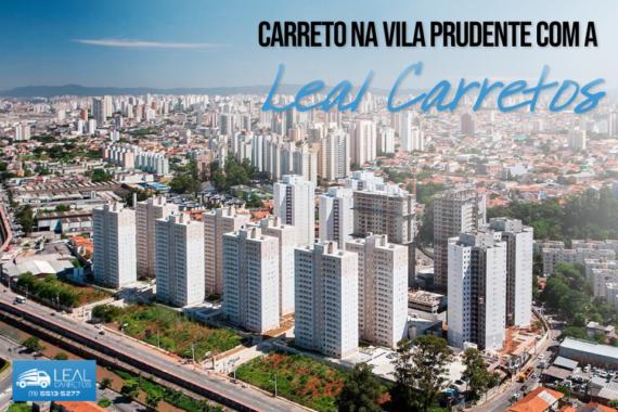 Carreto na Vila Prudente