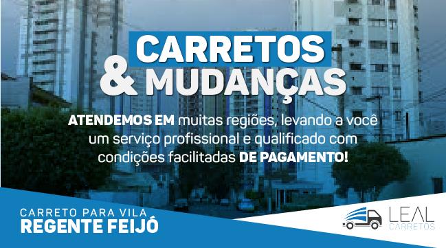 Carreto Vila Regente Feijó