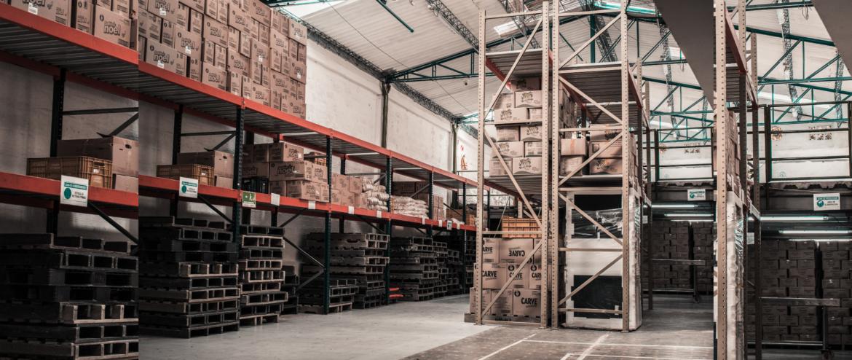 Maneiras de realizar o armazenamento de cargas