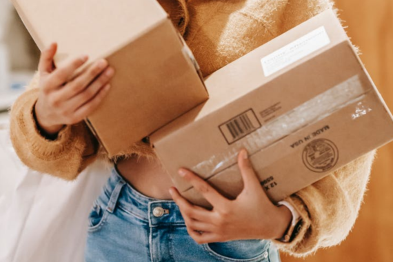 Como embalar suas coisas para mudança residencial com carreto