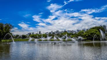 Zona sul de São Paulo